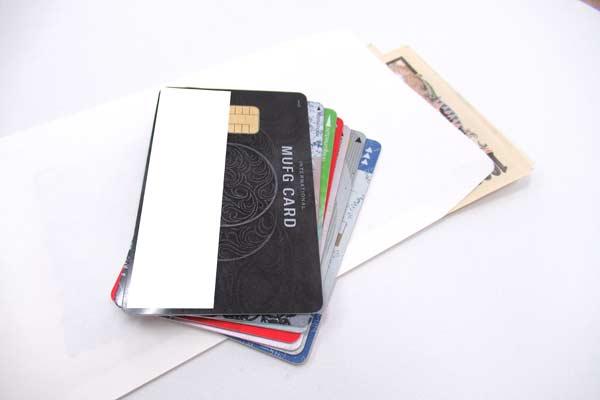 クレジットカードとお金