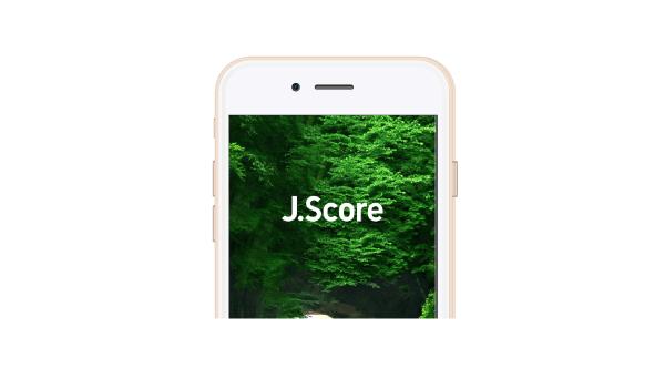 J.Scoreのアプリ